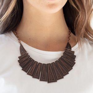 Metro Mane Copper necklace